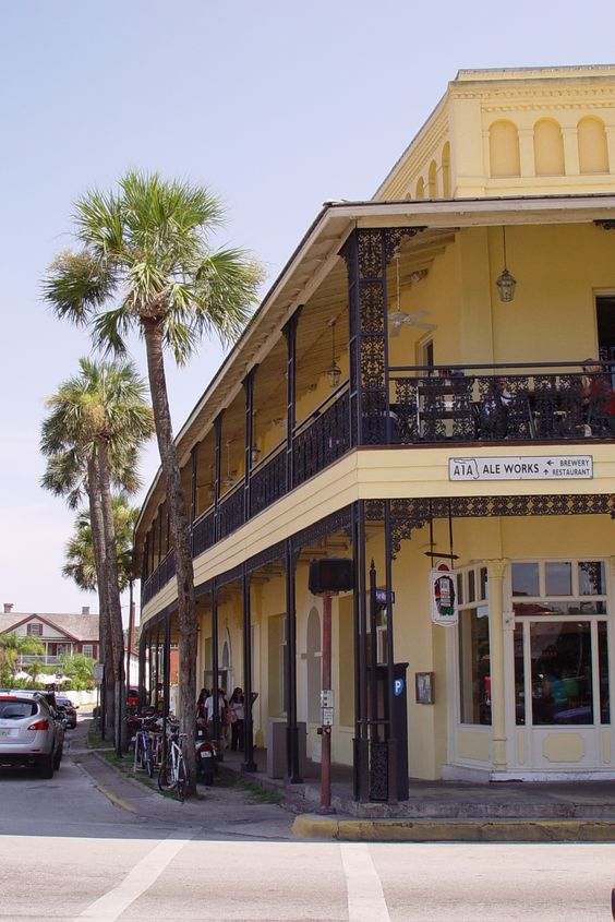 What To Eat In St Augustine Ponte Vedra Beach